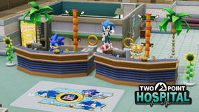 Image for Sonic comes to Two Point Hospital alongside a free weekend for the wacky management sim