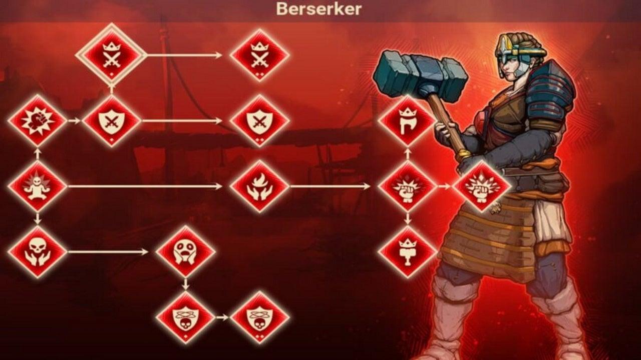 Image for Tribes of Midgard Berserker: How to unlock Berserker class