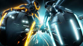 Image for It looks like there's a Fortnite Tron crossover coming