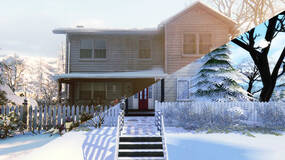 Image for Watch as we build Joel's house from The Last Of Us 2 in The Sims 4
