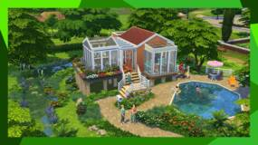 Image for The Sims 4: Tiny Living content lets you build a Tiny House