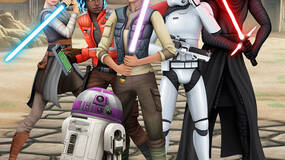 Image for The Sims 4 Star Wars: Journey to Batuu gameplay shows how to create your own Star Wars story