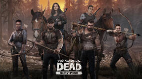 Image for The Walking Dead Survivors rests the fate of a settlement on your shoulders