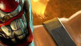 Image for Twisted Metal goes gold, may include online pass
