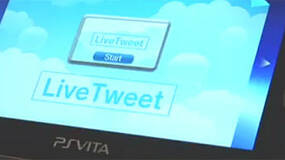 Image for How to use Twitter on a PS Vita - video