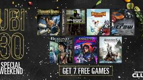 Image for If you missed out on any of the free Ubisoft30 games you can grab all seven this weekend