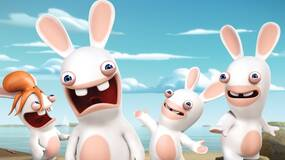 Image for Soon you'll be able to ride a Rabbid at Ubisoft's very own theme park