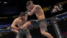 Image for EA removes in-game ads from UFC 4