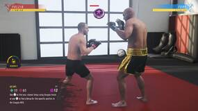 Image for UFC 4 bug turns fighter into a giant