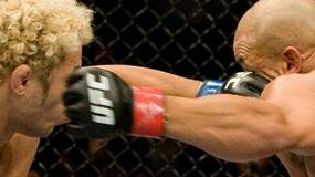 Image for THQ sold UFC to EA for failing to break even on UFC Undisputed 3