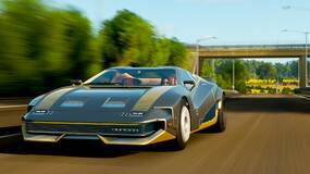 Image for The Cyberpunk 2077 car is now in Forza Horizon 4