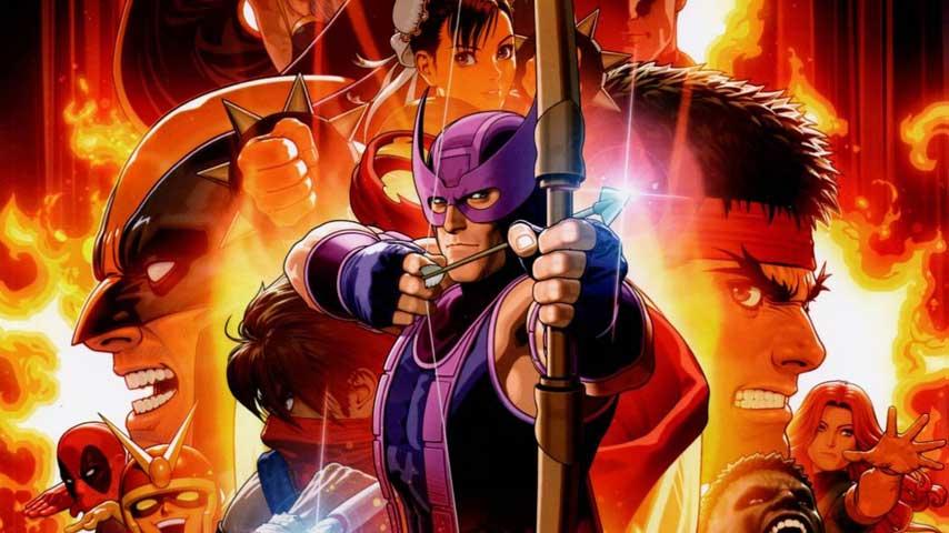 Image for Ultimate Marvel vs Capcom 3 wins EVO 2017 popular vote as fans funnel $150K to Make-A-Wish