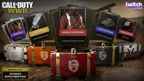 Image for Twitch Prime members get lots of free cosmetics for Call of Duty: WW2