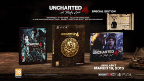 Image for Here's what's inside the Uncharted 4 special edition