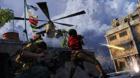 Image for Take a look at Uncharted 2 footage from The Nathan Drake Collection