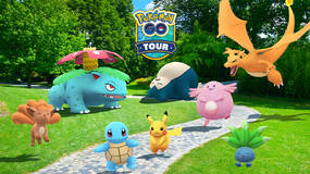 Image for Collect all 150 original Pokemon from the Kanto region in this Pokemon Go event