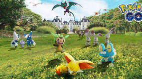 Image for Pokemon originally discovered in Kalos are coming to Pokemon Go with a special event