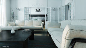 Image for This video of a Paris flat looks the real deal, but it's all Unreal Engine 4