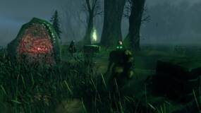Image for Valheim: Bonemass boss | Collecting withered bones and detecting silver with Wishbone