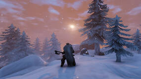 Image for Valheim wolf taming | How to tame and breed pet wolves for combat