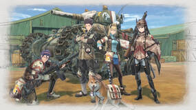 Image for Valkyria Chronicles 4: a bug from the first game's development inspired a class in this game