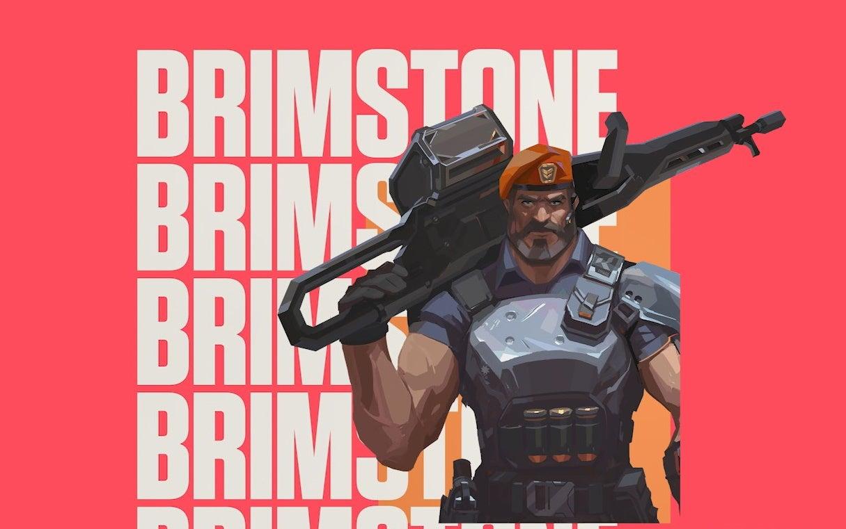 Image for Brimstone is Valorant's most straightforward hero