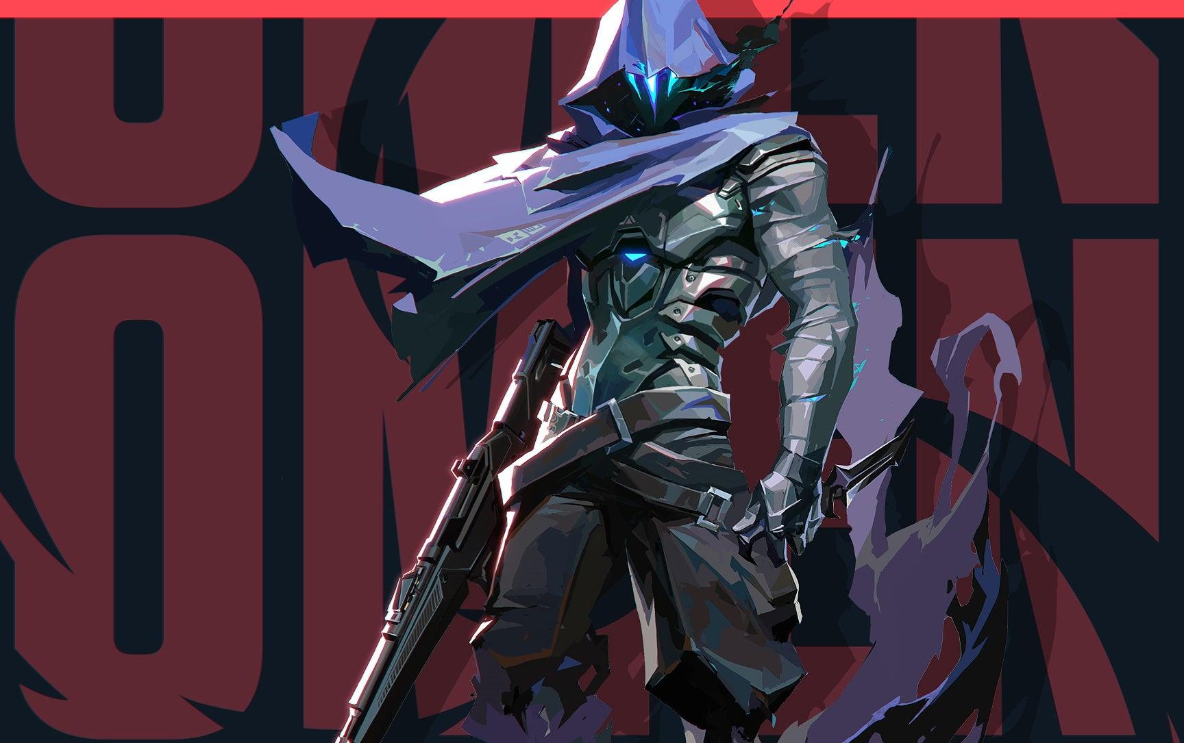 Image for Omen is Valorant's teleporting hero