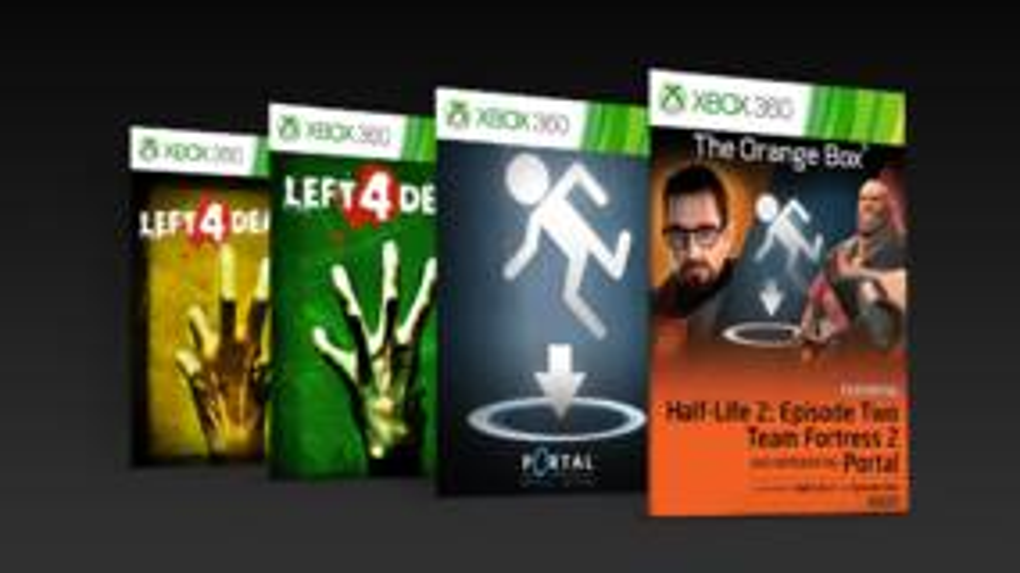 Image for Half-Life 2: The Orange Box, Portal: Still Alive, Left 4 Dead 1 & 2 now enhanced for Xbox One X