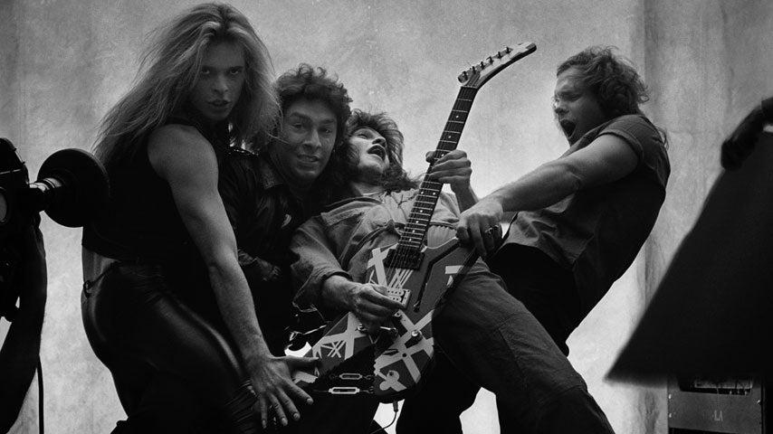 Image for Rock Band 4 weekly DLC drop adds six Van Halen tracks