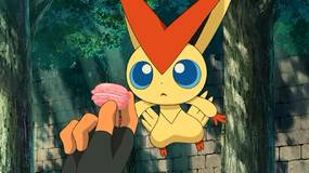 Image for Mythical Pokemon Victini is this month's Pokemon Omega Ruby, Alpha Sapphire hand-out
