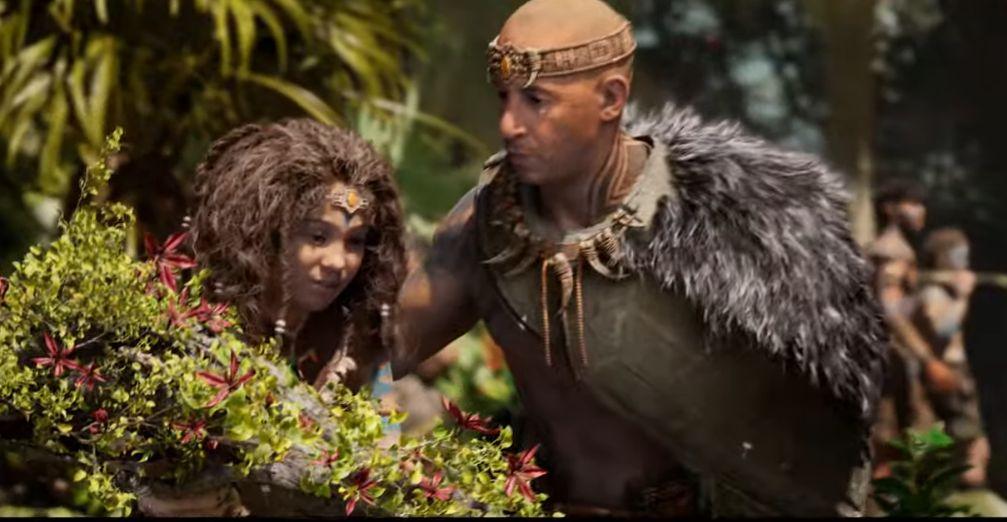 Image for Ark 2 announced from Studio Wildcard, stars Vin Diesel