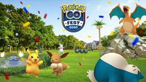 Image for Virtual Pokemon Go Fest 2020 Tickets on sale from June 15, price is $14.99