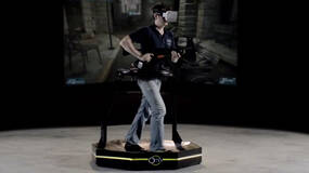 Image for Counter-strike has never been more real than in this Virtuix Omni demo