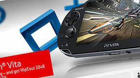Image for Vodafone 3G Vita comes with free WipEout 2048 in UK