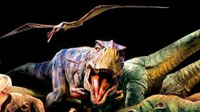 Image for Walking With Dinosaurs and Disney announced for Wonderbook