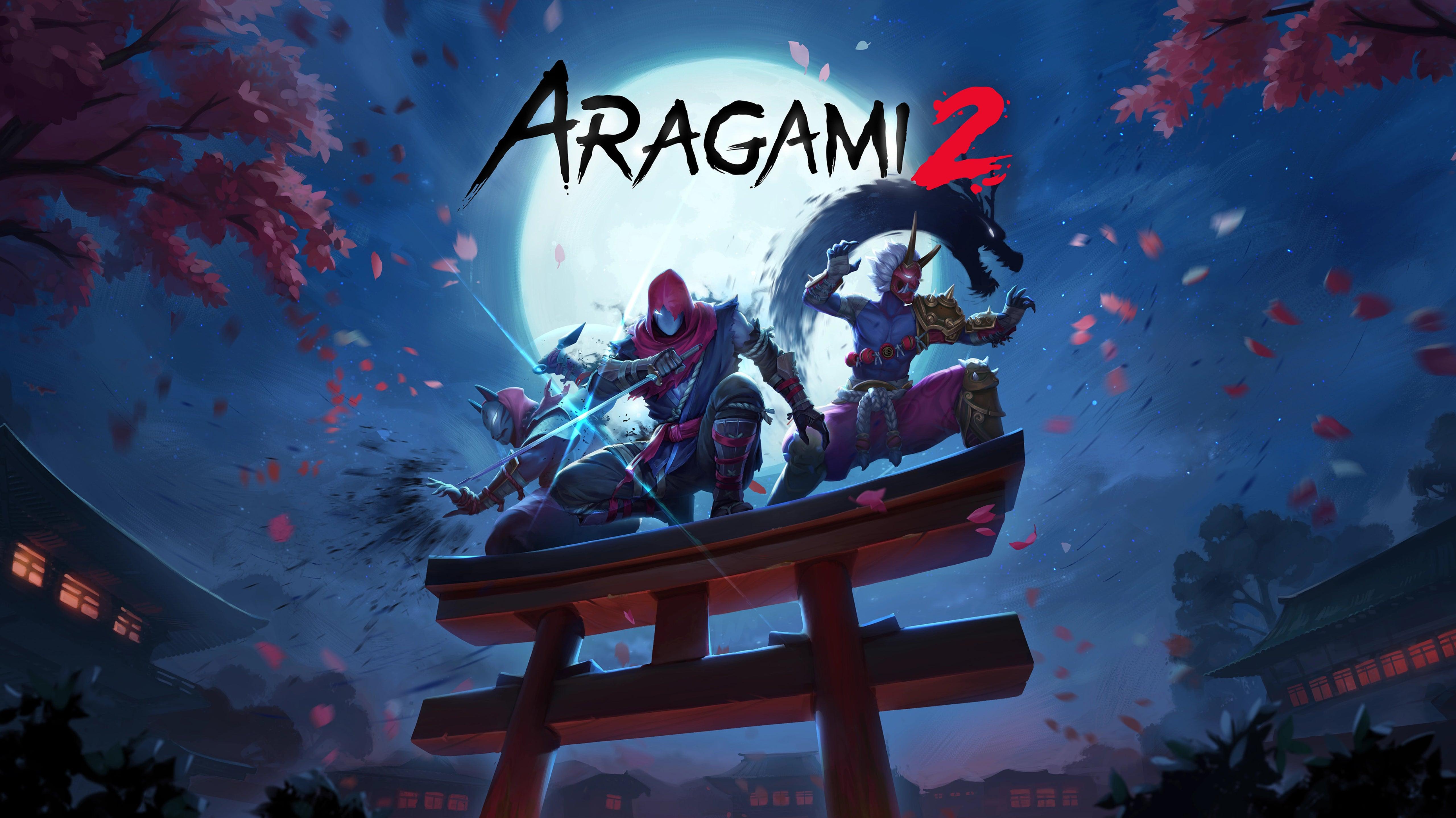 Image for Let's Play Aragami 2 - an arcadey take on ninja assassins