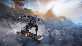 Image for Warframe has two expansions and surface-to-space combat planned
