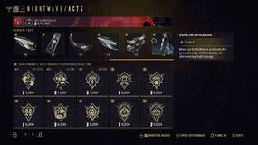 Image for Warframe Nightwave: Intermission gives Tenno another chance at missed Series 1 rewards
