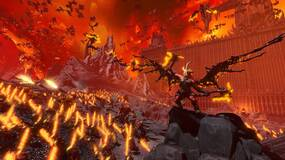 Image for Total War: Warhammer 3 video introduces you to the race of Khorne