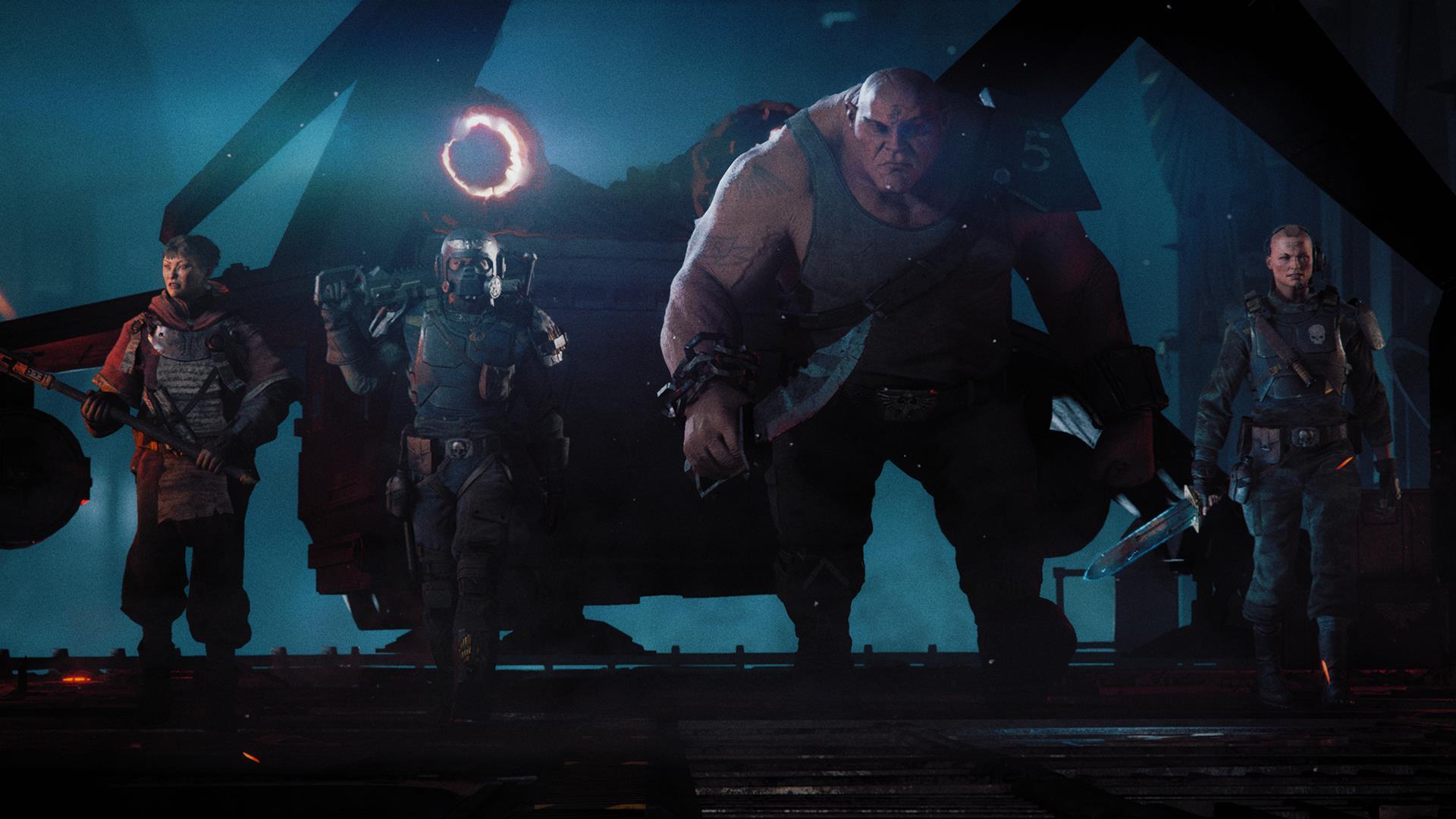 Image for Warhammer 40,000: Darktide delayed to spring 2022