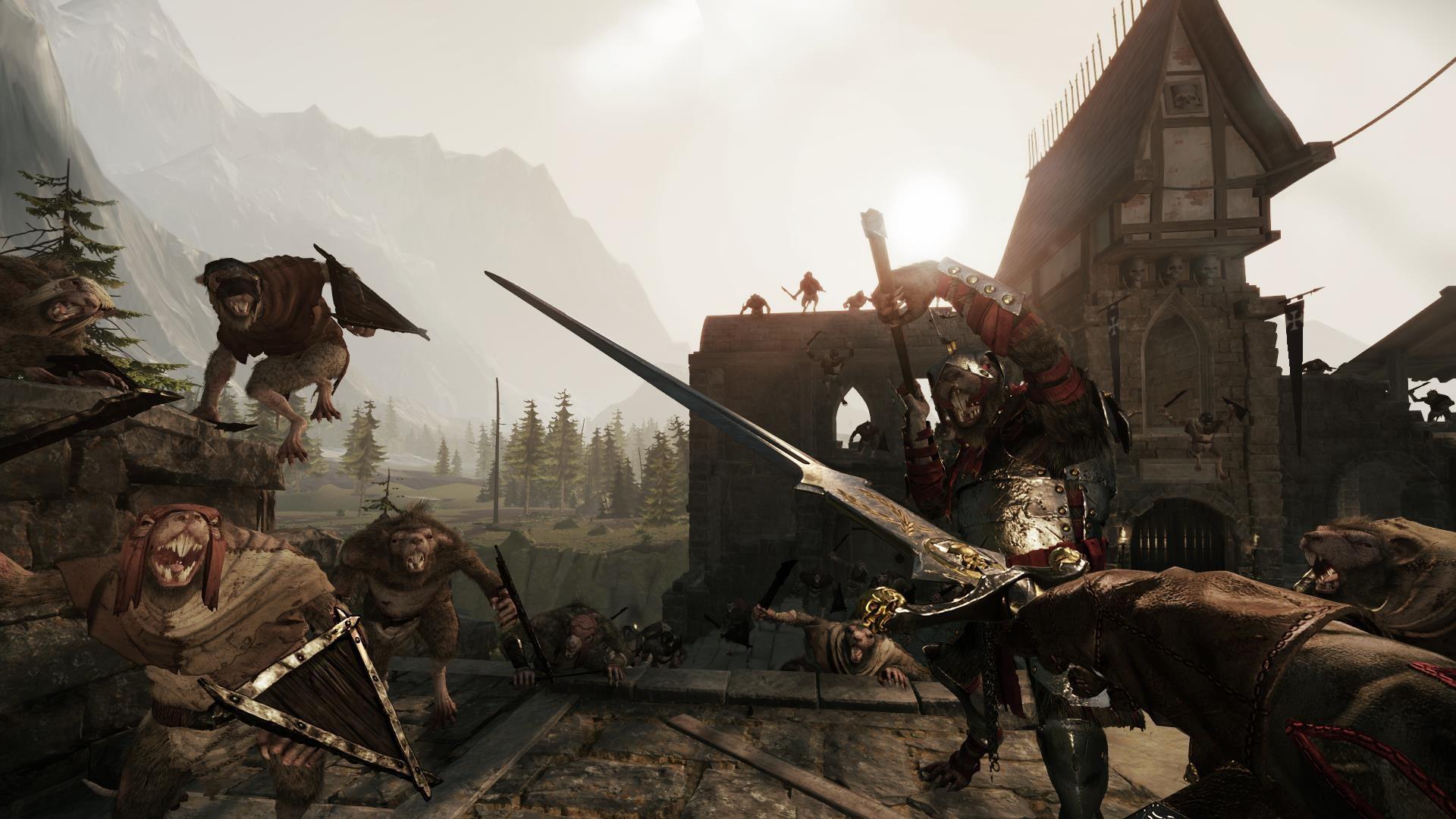 Image for Warhammer: End Times - Vermintide gets horde mode, free DLC
