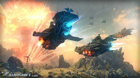 Image for Warshift is an RTS/action/shooter hybrid made by one person