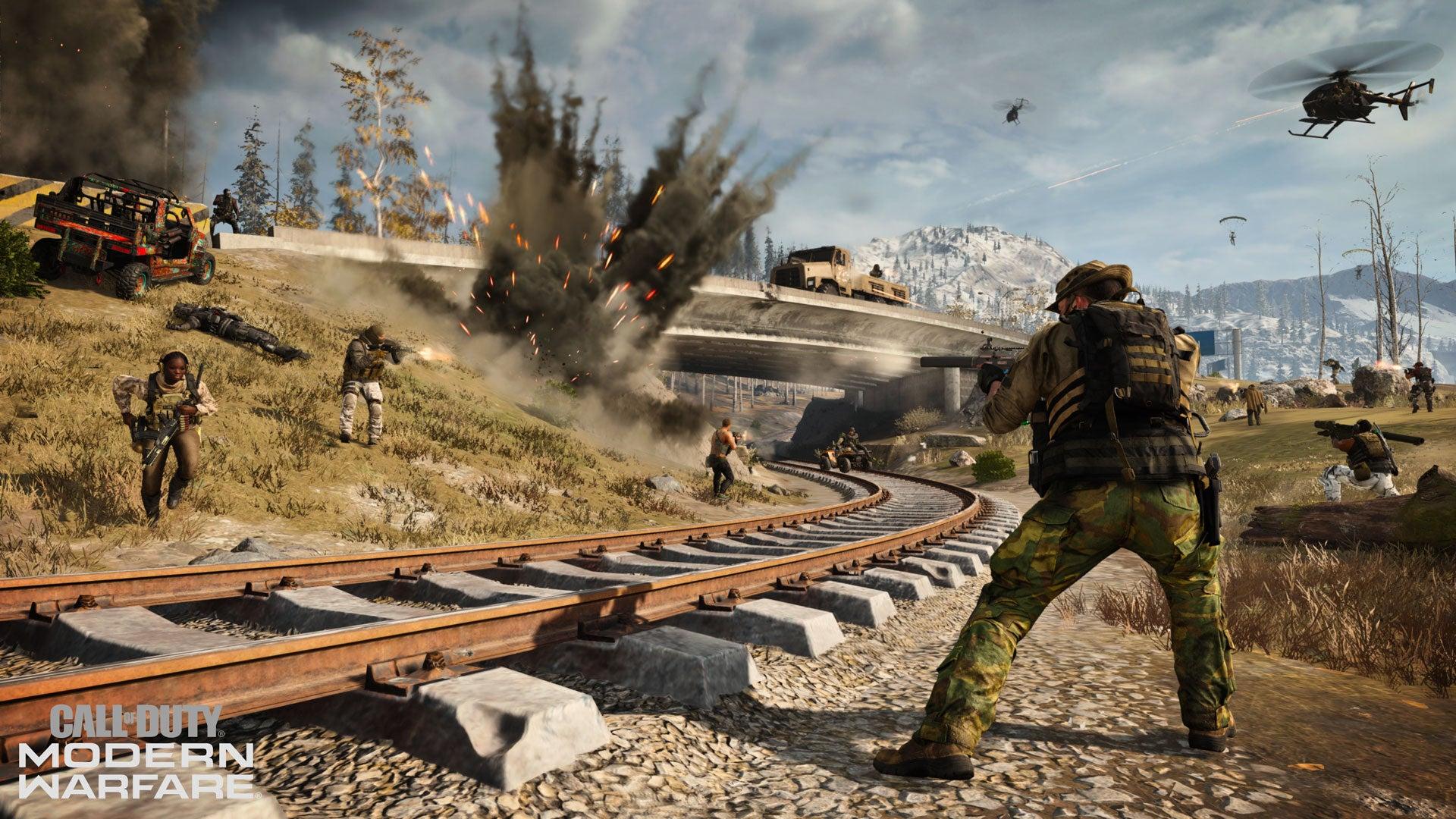 Image for Call of Duty: Warzone Verdansk nuke event set for April 21