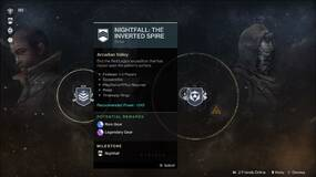 Image for Destiny 2 weekly reset for September 12 - Nightfall, Challenges, Flashpoint, Call to Arms and more detailed