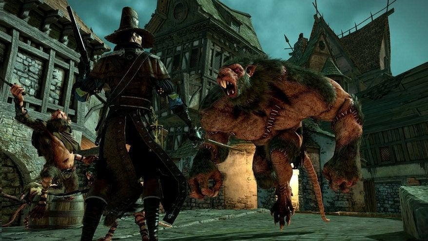 Image for Warhammer: End Times - Vermintide E3 trailer looks delightfully visceral
