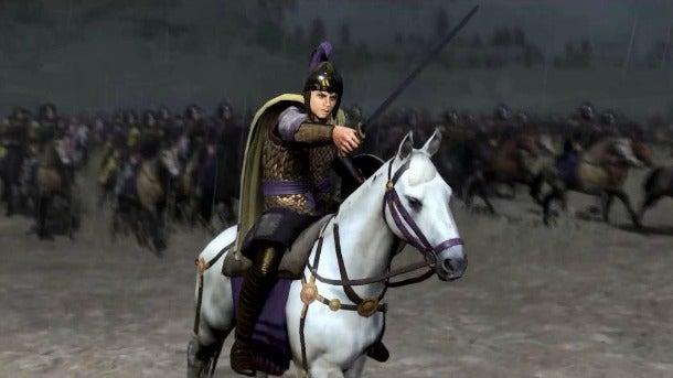 Image for Ride a white horse in the latest Total War: Attila trailer