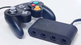 Image for GameCube controller, adapter come with Super Smash Bros. Wii U game bundle