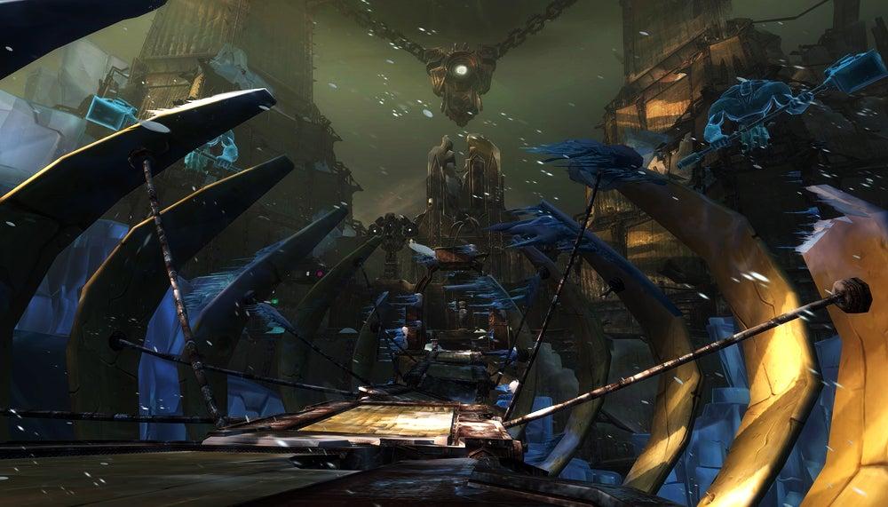 Image for Wildstar Destination Arcterra update accompanies Steam debut