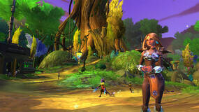 Image for Wildstar's graphics are getting an upgrade
