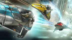 Image for Vita beater: Wipeout 2048 is Sony's essential launch game